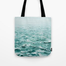 Glistening Expanse Tote Bag