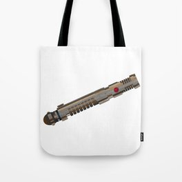 Old Light Sword Weapon Tote Bag