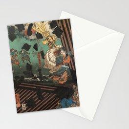 Battlescene Stationery Cards