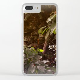 The Wild Things Clear iPhone Case