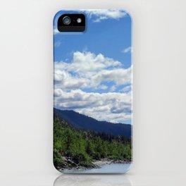 Juneau Landscape iPhone Case