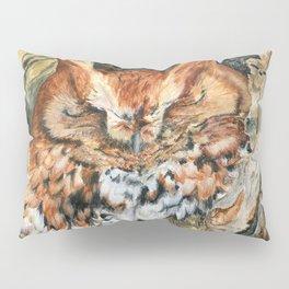 Woodland Screech by Teresa Thompson Pillow Sham