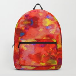 Rising on Fire Backpack