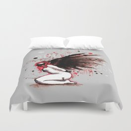 Dominance Duvet Cover