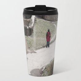 i feel winter... Travel Mug