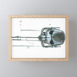 Antman Framed Mini Art Print