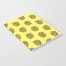 Happy Pixel Durian Notebook