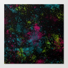 Unusual Space Canvas Print