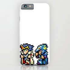 Final Fantasy II - Cecil and Kain Slim Case iPhone 6s