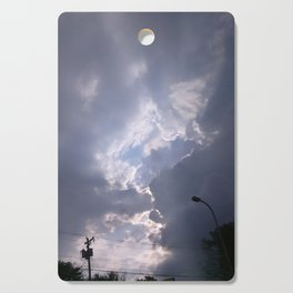 Cloud Rift Cutting Board
