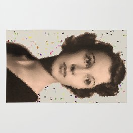 Vivien Leigh Rug