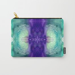 Awakening Spirit - Pattern Art By Sharon Cummings Carry-All Pouch