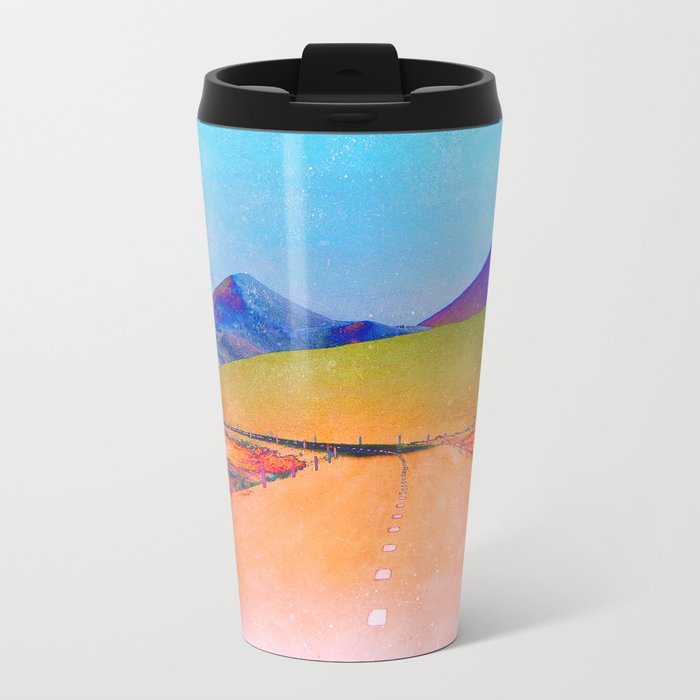 Verse Metal Travel Mug