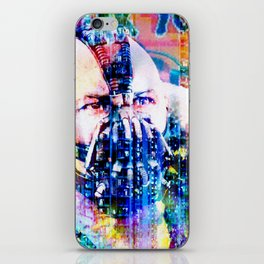 You only adopted the dark... iPhone Skin