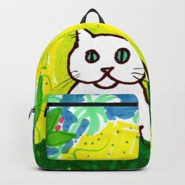 Wild Jungle Cat Backpack
