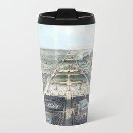 Vue générale de Paris avant 1870 Travel Mug