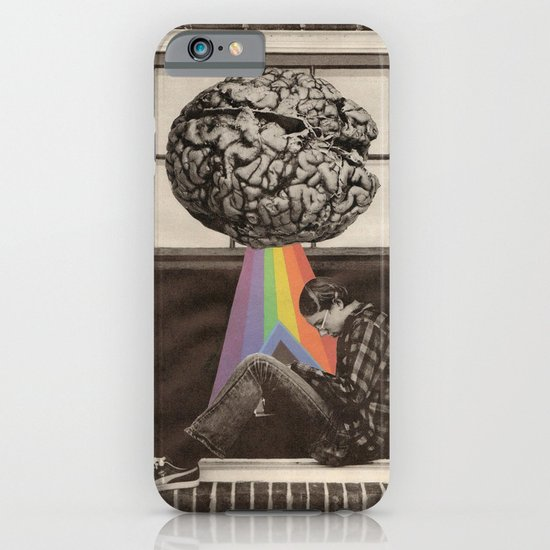 Knowledge is Power iPhone & iPod Case