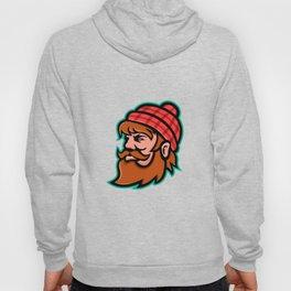 Paul Bunyan Lumberjack Mascot Hoody