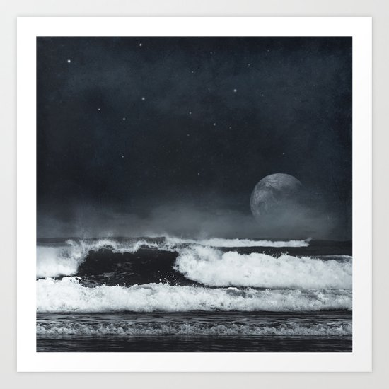 9th Nightwave Art Print