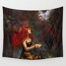 Muse Wall Tapestry