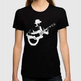 Musician playing T-shirt