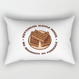 Ketterdam Waffle House Rectangular Pillow