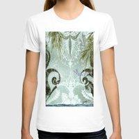 tiffany T-shirts featuring tiffany lake by Ariadne