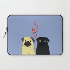 Pantone Pugs Laptop Sleeve
