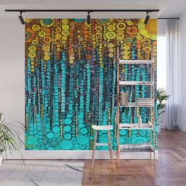 :: Party On :: Wall Mural