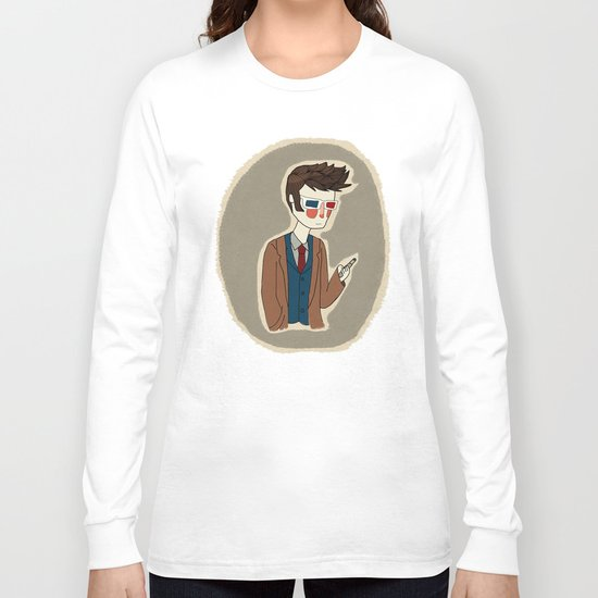 Timey Wimey Long Sleeve T-shirt