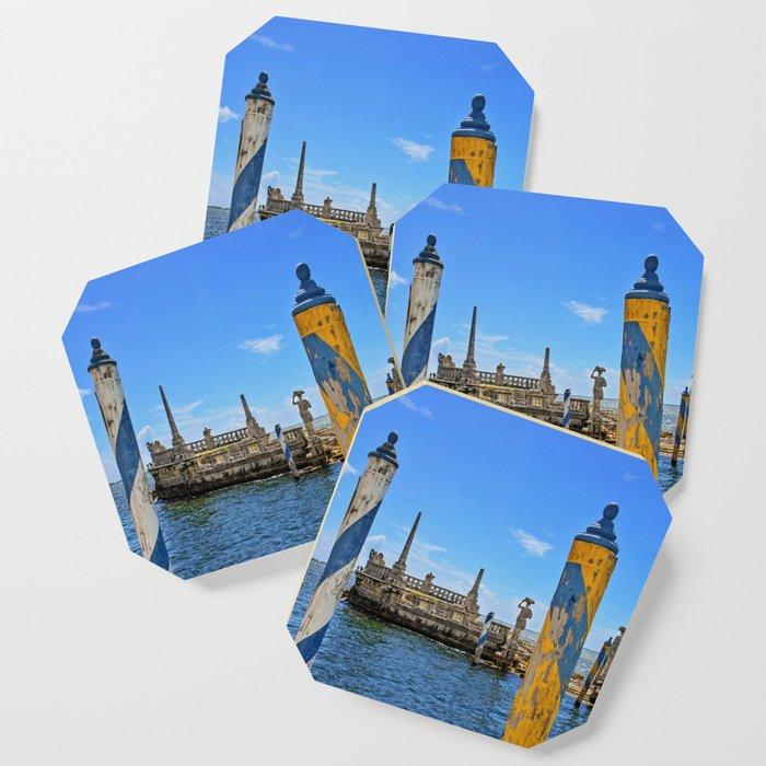 Vizcaya Barge Adventures Coaster
