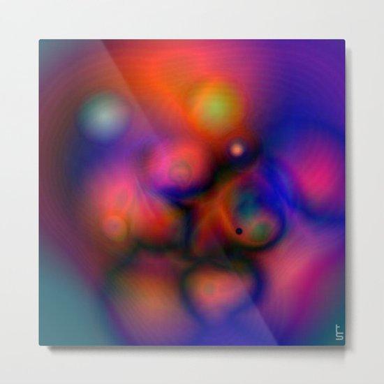 Glow II Metal Print