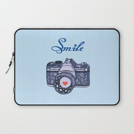 Let Your Smile Change the World.  Laptop Sleeve