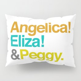 And Peggy Pillow Sham