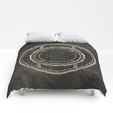 Tron: Identity Disc Comforters