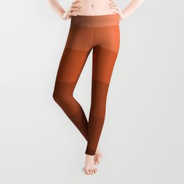 Earth Brown Shades - Color Therapy Leggings