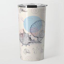 Seaside Cottage Beach Boi - Collab w Freezing Paint Travel Mug