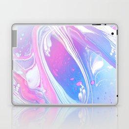 Ankaa II - Abstract Costellation Painting - Pastel Foam. Laptop & iPad Skin