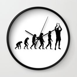 Evolution Rugby #3 - Win Wall Clock