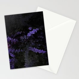 Abstract Garden 3 Stationery Cards