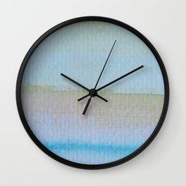 Aquascape 1 Wall Clock