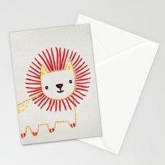 L Lion Stationery Cards
