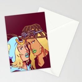 Johnny & Gyro Stationery Cards