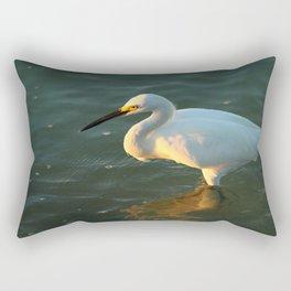 In The Evening Sun Rectangular Pillow