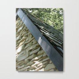 Chapel Roof II Metal Print