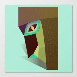 Seven treant face Canvas Print