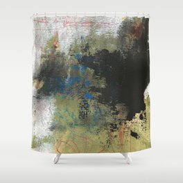 """""""i dont need to be kind to the armies of night that would do such injustice to you"""" Shower Curtain"""