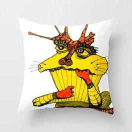 Jojaune Throw Pillow