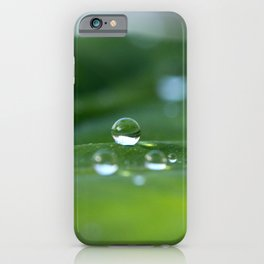 Perfect sphere iPhone Case
