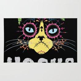 Hocus Pocus Cat - Funny Halloween Cat Rug